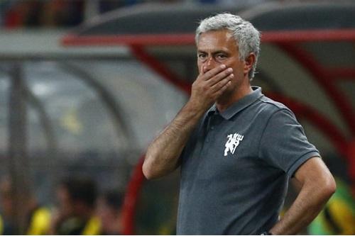 Jose Mourinho Manchester United thua Brighton tin tức thể thao Bóng đá sports news